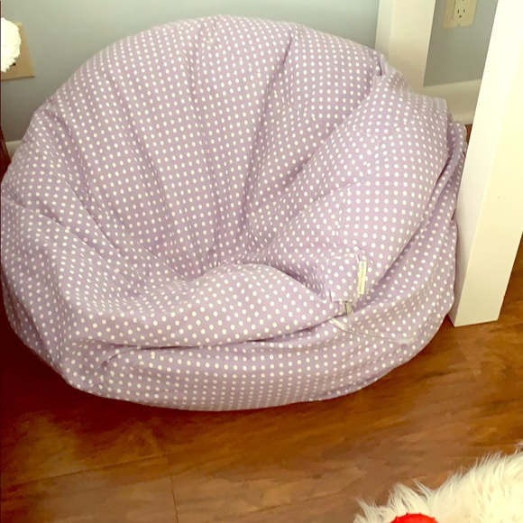 Outstanding Pottery Barn Beanbag Bralicious Painted Fabric Chair Ideas Braliciousco